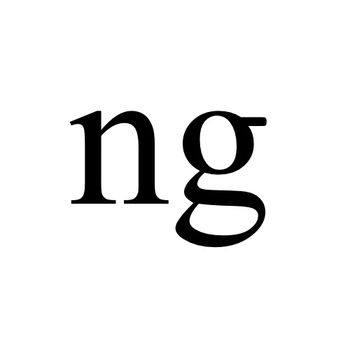 pronounce-ng