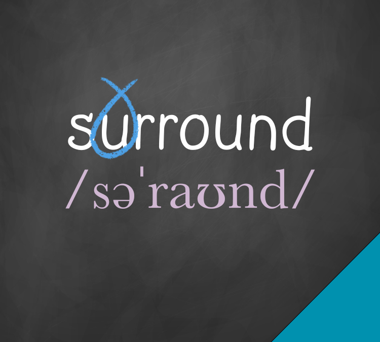 /ə/ – Spelling to Sound